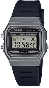 Casio F-91WM-1B (A)