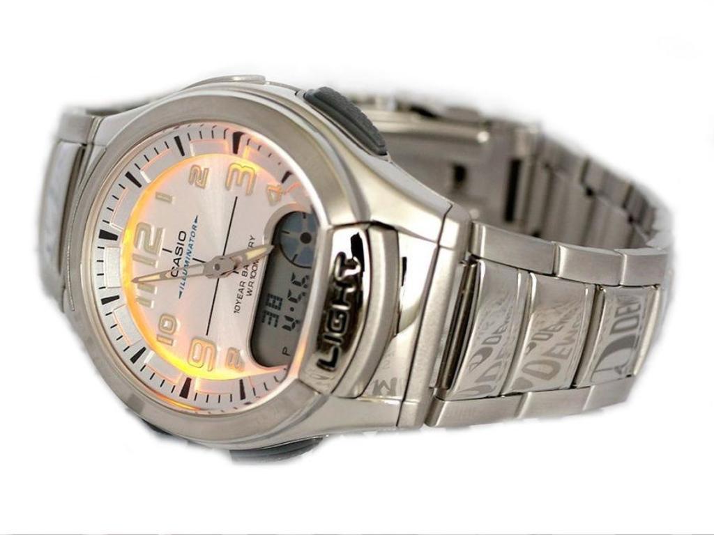 Наручные часы Casio - watch-familyru