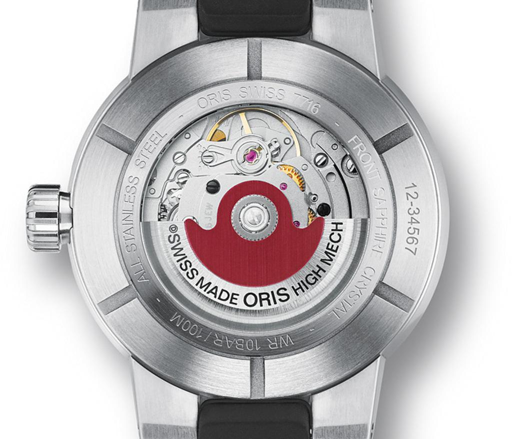 Часы Oris Diving - Conquest-watchesru