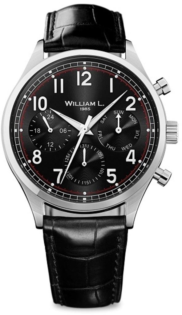 Мужские часы William L. WLAC03NRCN