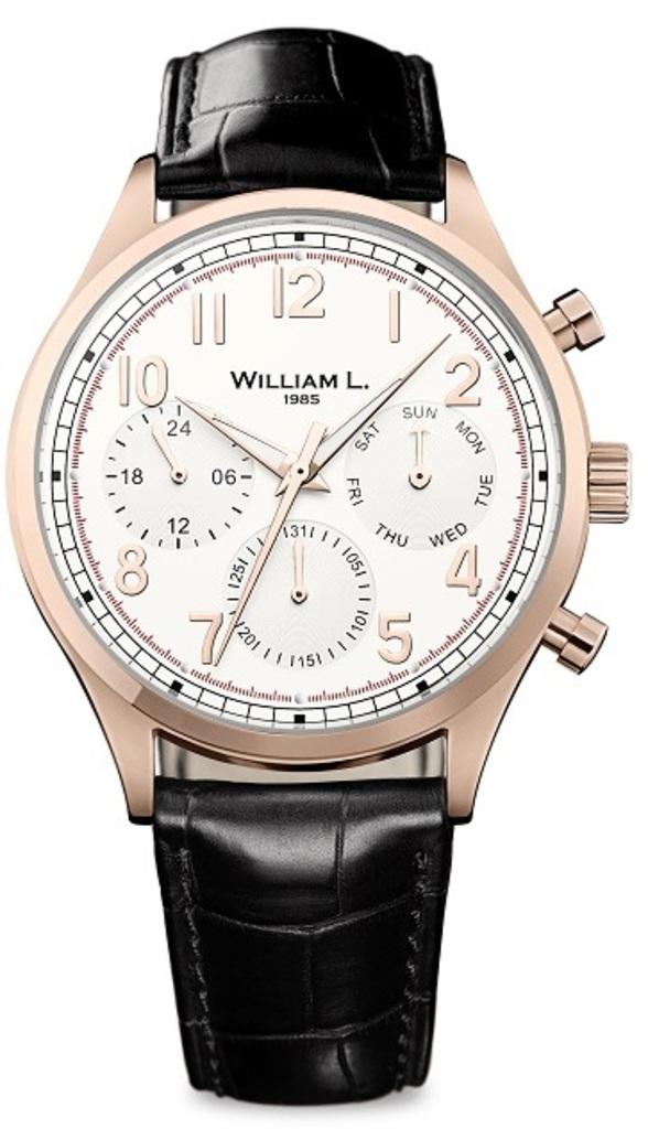 Мужские часы William L. WLOR03BCORCN