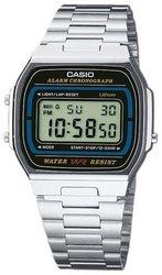 Годинник CASIO A164WA-1QYEF - Дека