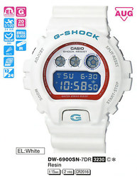 Часы CASIO DW-6900SN-7ER - Дека