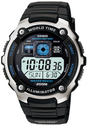 Часы CASIO AE-2000W-1AVEF - Дека