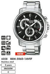 Часы CASIO BEM-506D-1AVEF - Дека