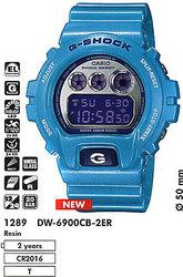 Часы CASIO DW-6900CB-2ER - Дека