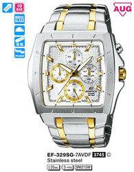 Часы CASIO EF-329SG-7AVDF - Дека