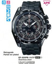 Часы CASIO EF-550PB-1AVDF - Дека