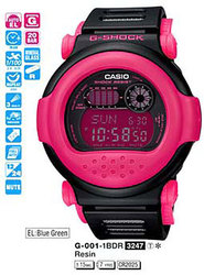 Часы CASIO G-001-1BER - Дека