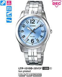 Часы CASIO LTP-1315D-2BVDF - Дека