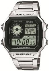 Часы CASIO AE-1200WHD-1AVEF - Дека