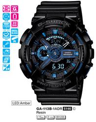 Часы CASIO GA-113B-1AER - Дека
