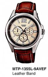 Часы CASIO MTP-1355L-9AVEF - Дека