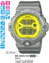 Часы CASIO BG-6903-8ER - Дека