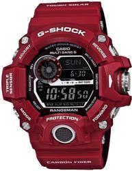 Часы CASIO GW-9400RD-4ER - Дека