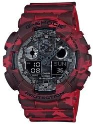 Часы CASIO GA-100CM-4AER - Дека