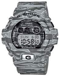 Часы CASIO GD-X6900TC-8ER - Дека