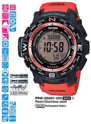 Часы CASIO PRW-3500Y-4ER - Дека