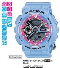 Часы CASIO GMA-S110F-2AER - Дека
