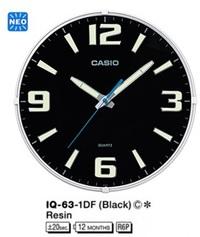 Часы CASIO IQ-63-1DF - Дека