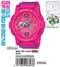 Часы CASIO BGA-180-4B3ER - Дека