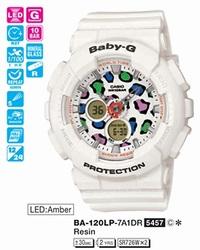 Часы CASIO BA-120LP-7A1ER - Дека