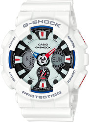 Часы CASIO GA-120TR-7AER - Дека