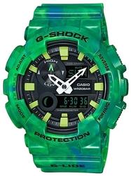 Часы CASIO GAX-100MB-3AER - Дека