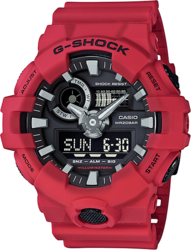 Часы CASIO GA-700-4AER - Дека