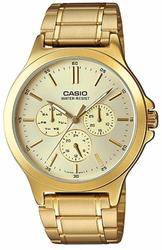Часы CASIO MTP-V300G-9AUDF - Дека
