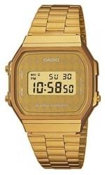 Часы CASIO A168WG-9BWEF - Дека