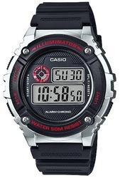 Часы CASIO W-216H-1CVDF - Дека