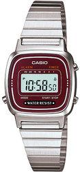 Часы CASIO LA670WA-4DF - Дека