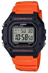 Часы CASIO W-218H-4B2VEF - Дека