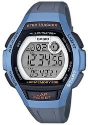 Часы CASIO LWS-2000H-2AVEF - Дека