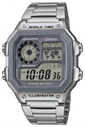 Часы CASIO AE-1200WHD-7AVEF - Дека