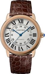 Часы Cartier W6701009 - Дека