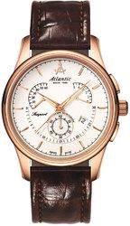 Часы ATLANTIC 56450.44.21 - Дека