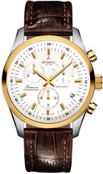 Часы ATLANTIC 65451.43.21 - Дека