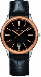 Часы ATLANTIC 61350.43.61R — ДЕКА