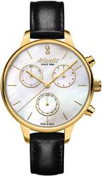 Часы ATLANTIC 29430.45.07 - Дека