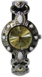 Часы Q&Q F435-802 - Дека