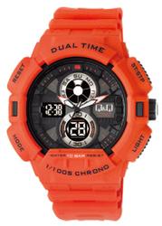Часы Q&Q GW81J005Y - Дека