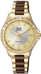 Часы Q&Q F533J010Y - Дека