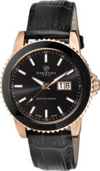 Часы CHRISTINA 519RBLBL-Rblack - ДЕКА