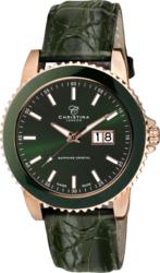 Часы CHRISTINA 519RGRGR-Rgreen - Дека