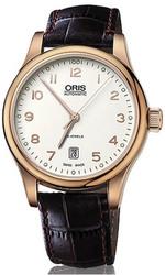 Часы ORIS 733 7594 48 91 LS 6 20 12 - Дека