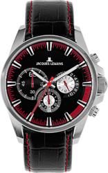 Часы JACQUES LEMANS 1-1655D - ДЕКА