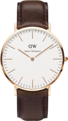 Часы Daniel Wellington DW00100009 Bristol 40 - Дека