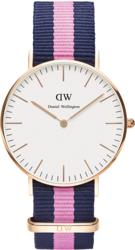 Часы Daniel Wellington DW00100033 Winchester 36 - Дека
